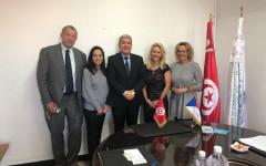 Visite de la délégation de la République Tchèque